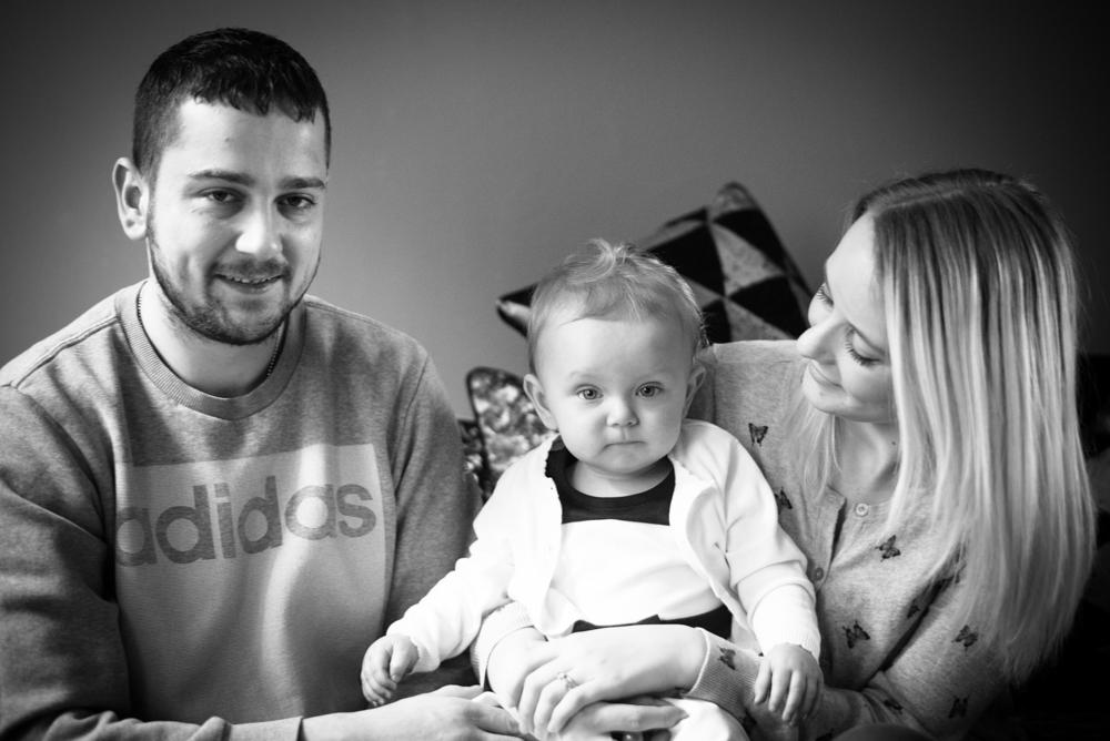 Family cuddles, family portraits Carlisle
