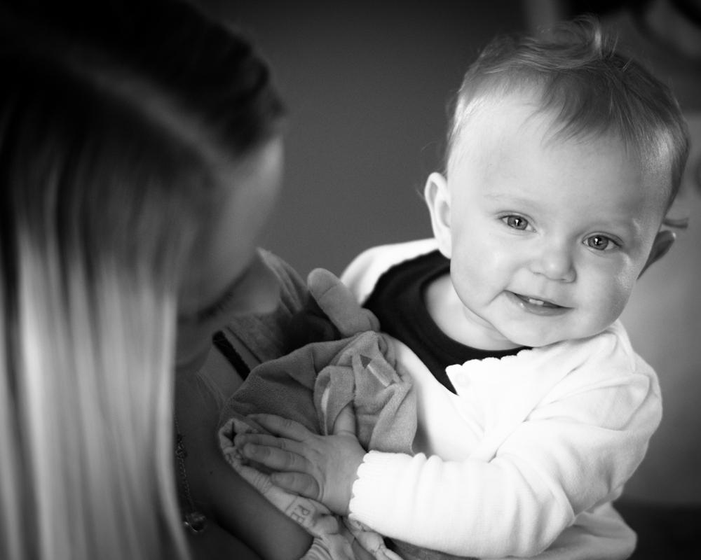 Cuddles with Mum, baby photographer Cumbria