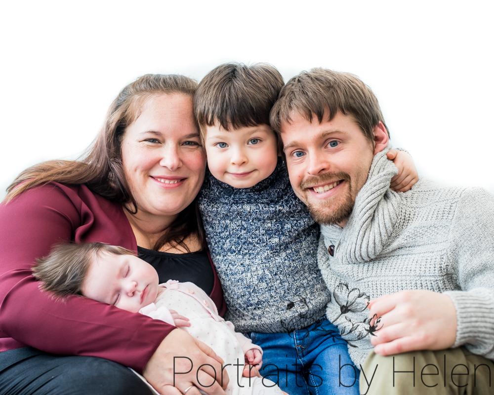 Cuddles, Carlisle newborn photographers