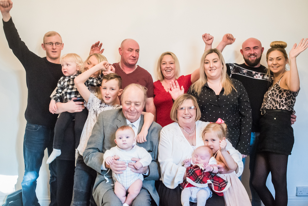 Family portraits, Maryport photographer