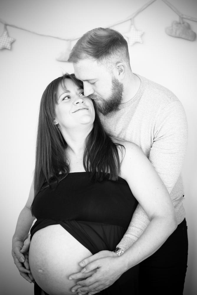 Cuddles, maternity photographers Workington