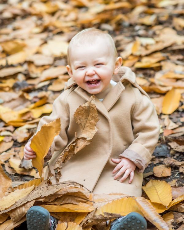 Laughing Phoebe, baby portraits Workington