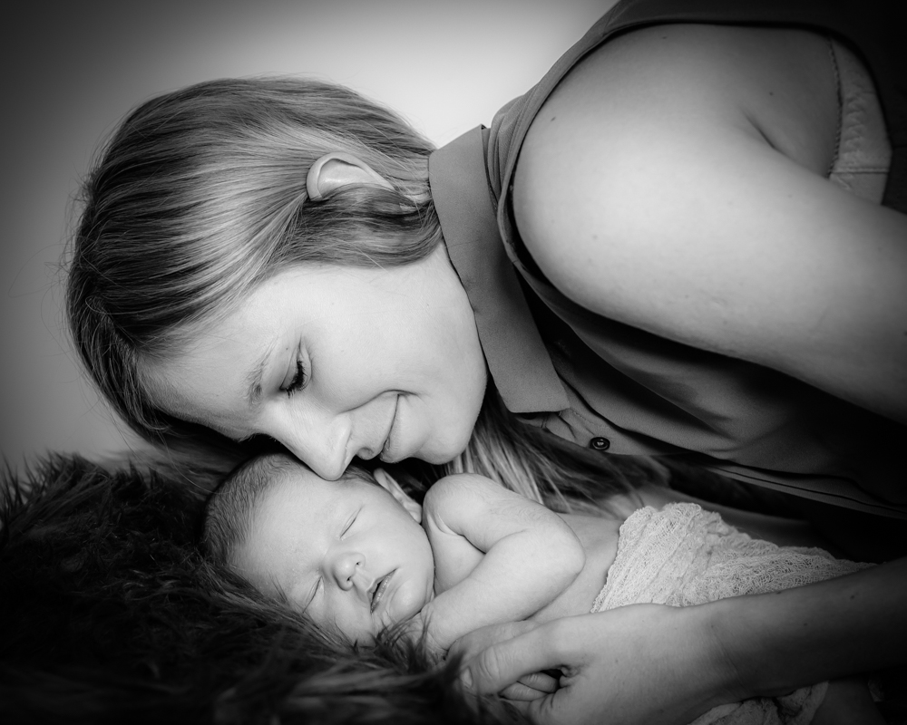 Mum and baby, Wigton photographers