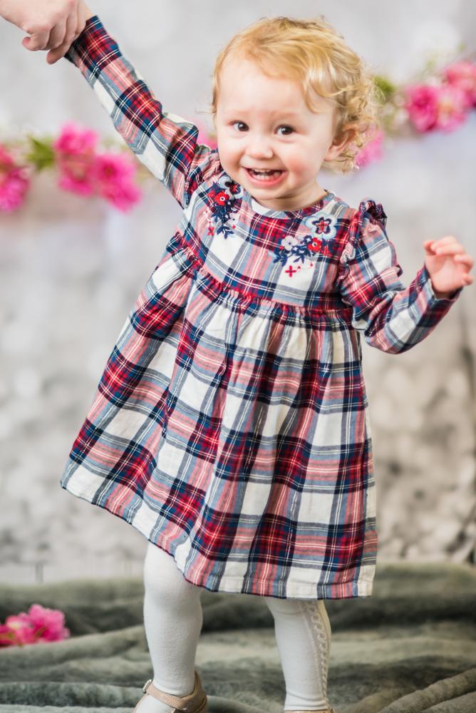 Holding onto Mum, Bothel baby photographers