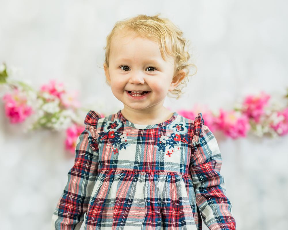 Happy Demi, baby photographer Carlisle