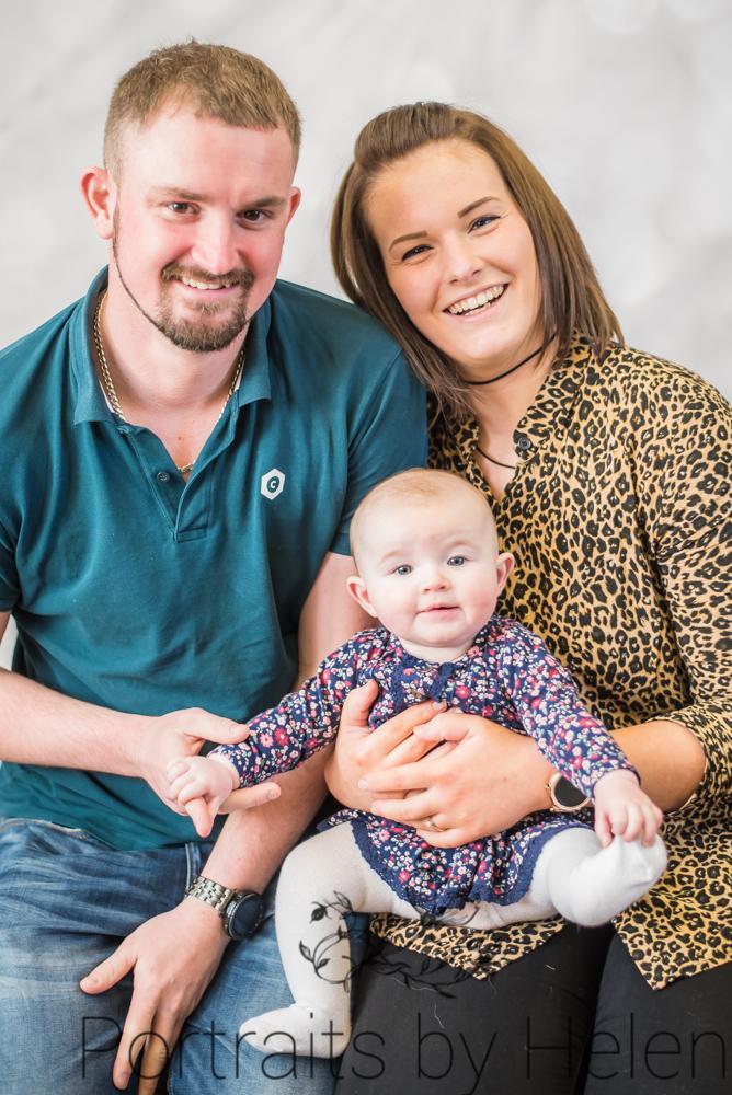 Keswick family portraits
