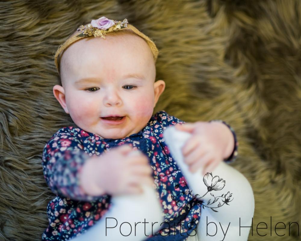 Rolling, newborn photographer Cockermouth
