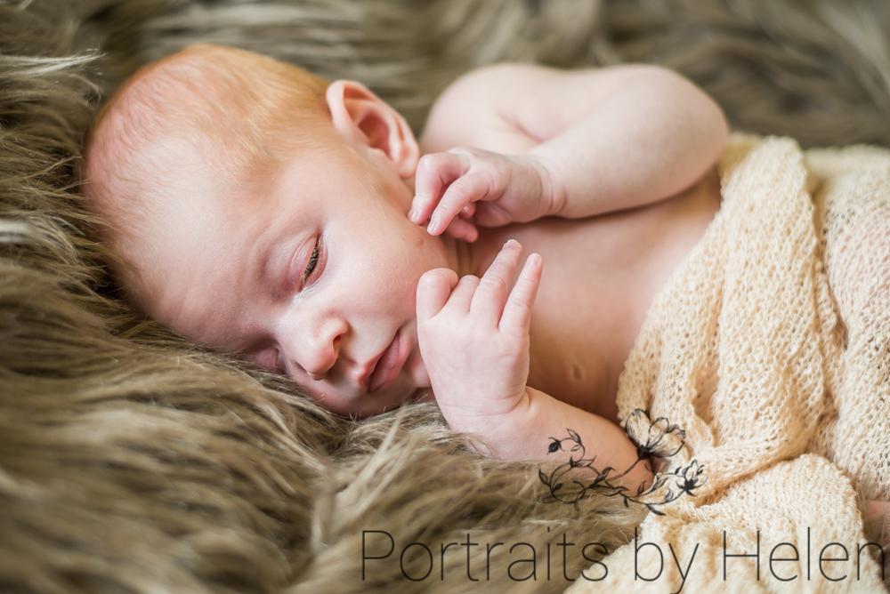 Sleepy Isabells, newborn photographer Carlisle
