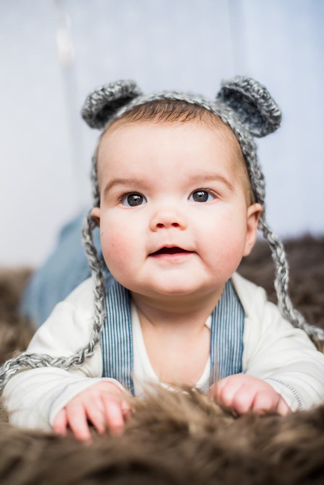 Smiles, baby portraits Carlisle
