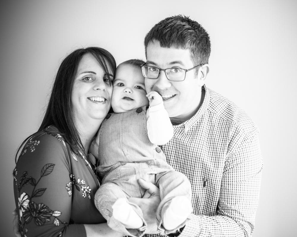 Squeezes, baby photographer Wigton