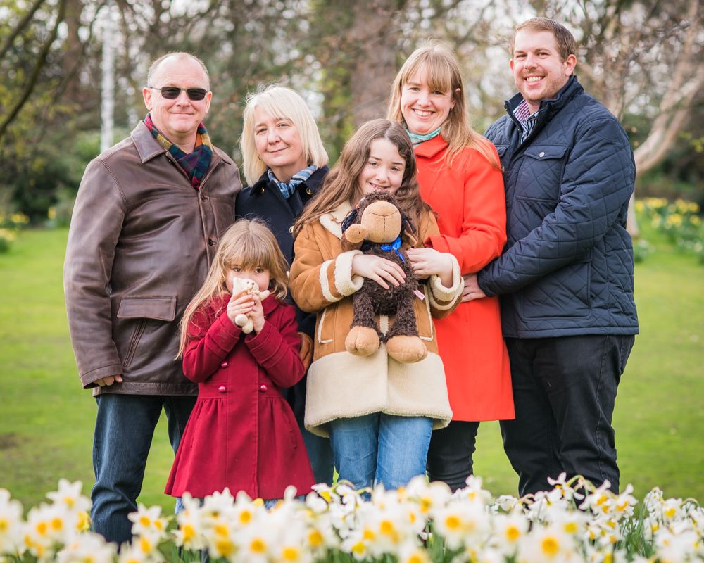Cuddles with teddies and family, Carlisle photographers