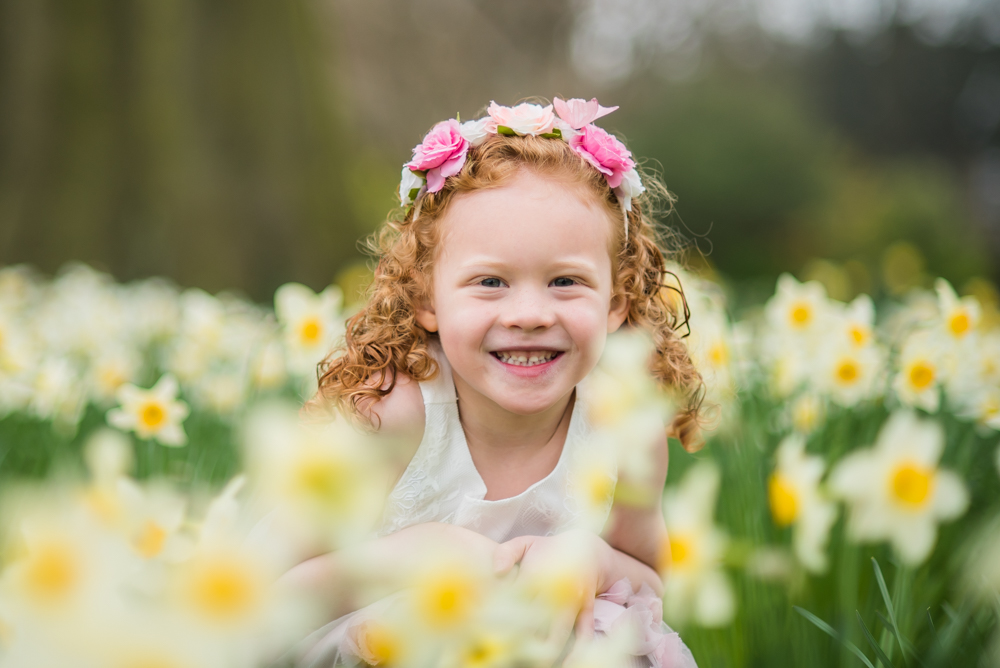 Smiling Esme, Carlisle baby photographers