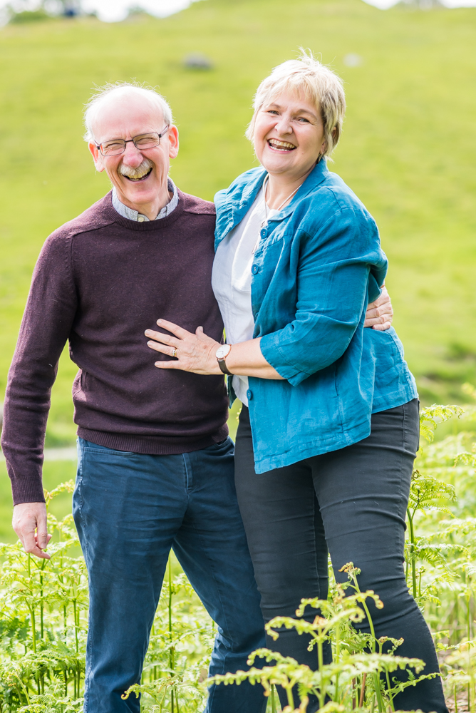 The eldest family members, Lake District family photographers