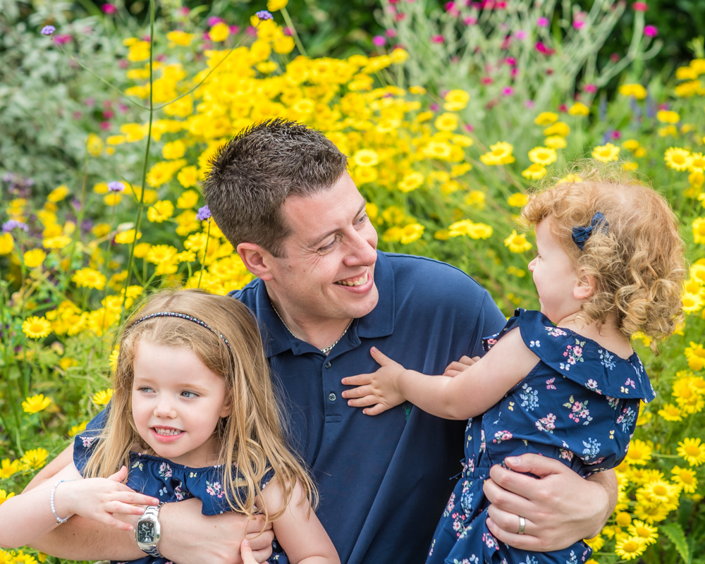 Tickling Dad, Wigton baby portraits