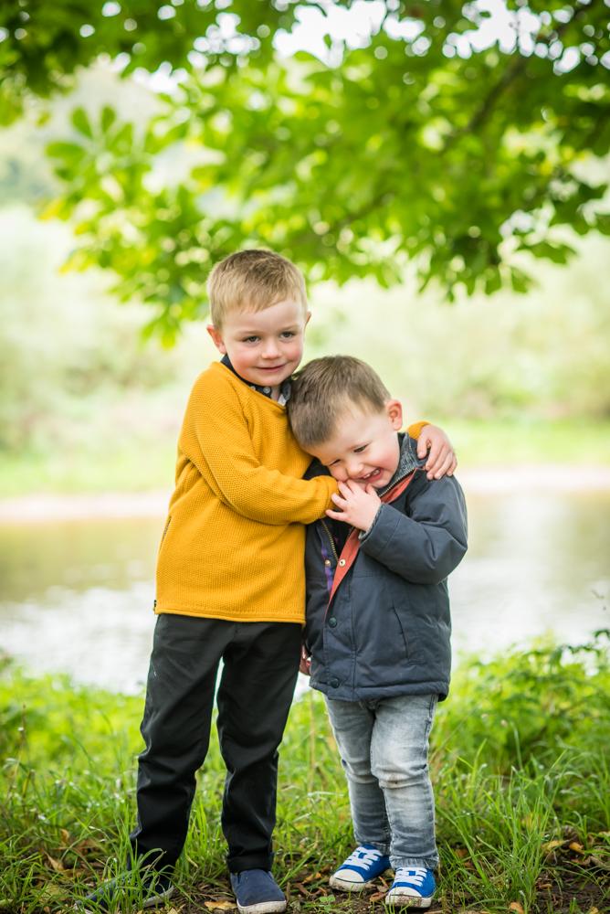 Tickles Bitts Park baby portraits Carlisle