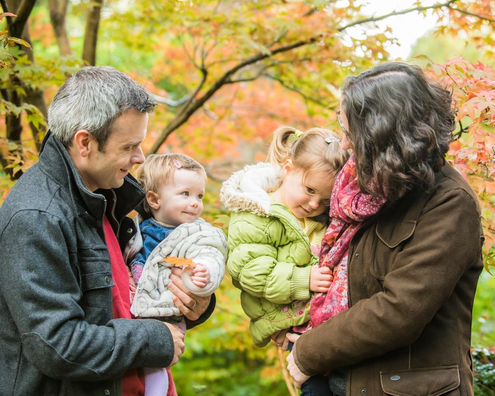 Family snuggles, Mirehouse Gardens family portraits, Keswick