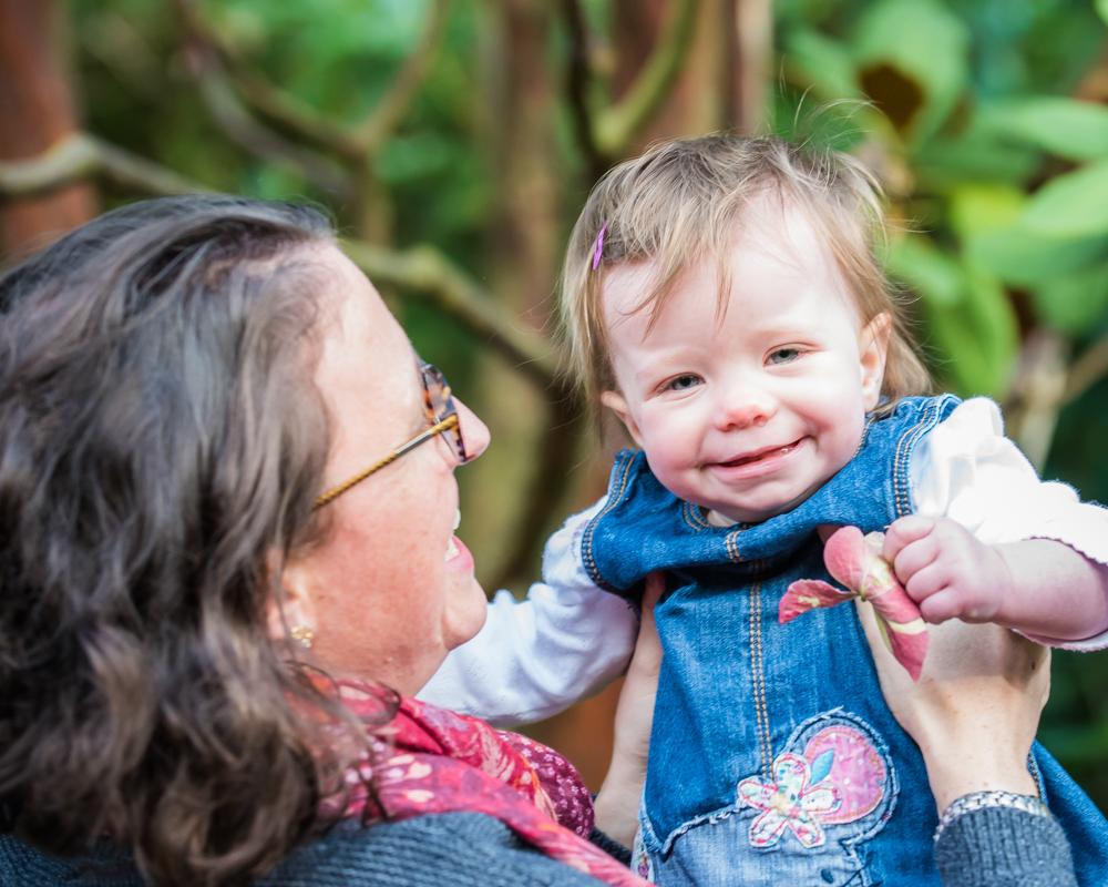 Smiling Rowan, newborn photographers Carlisle