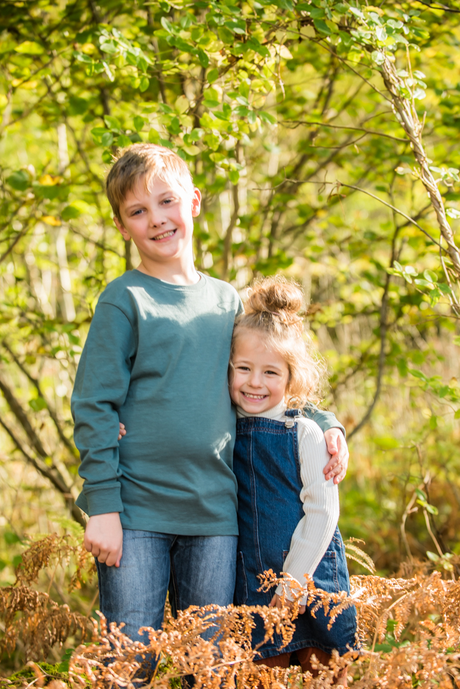 Cuddles, Lake District family photographers