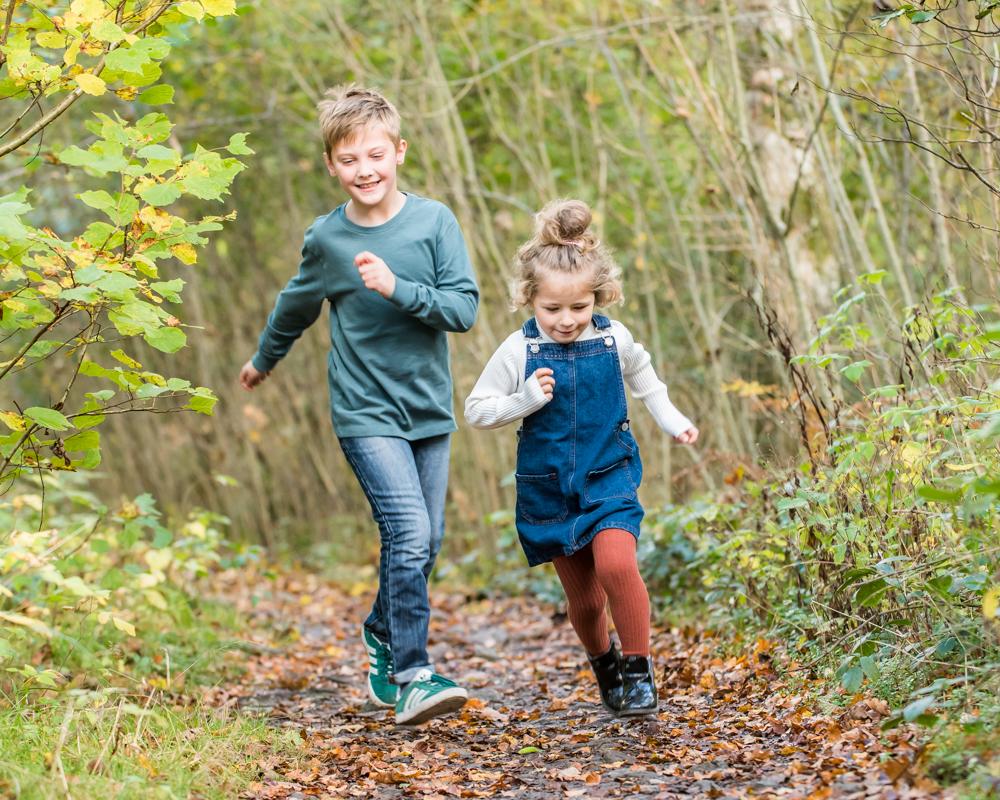 Running race, family photographers Cockermouth