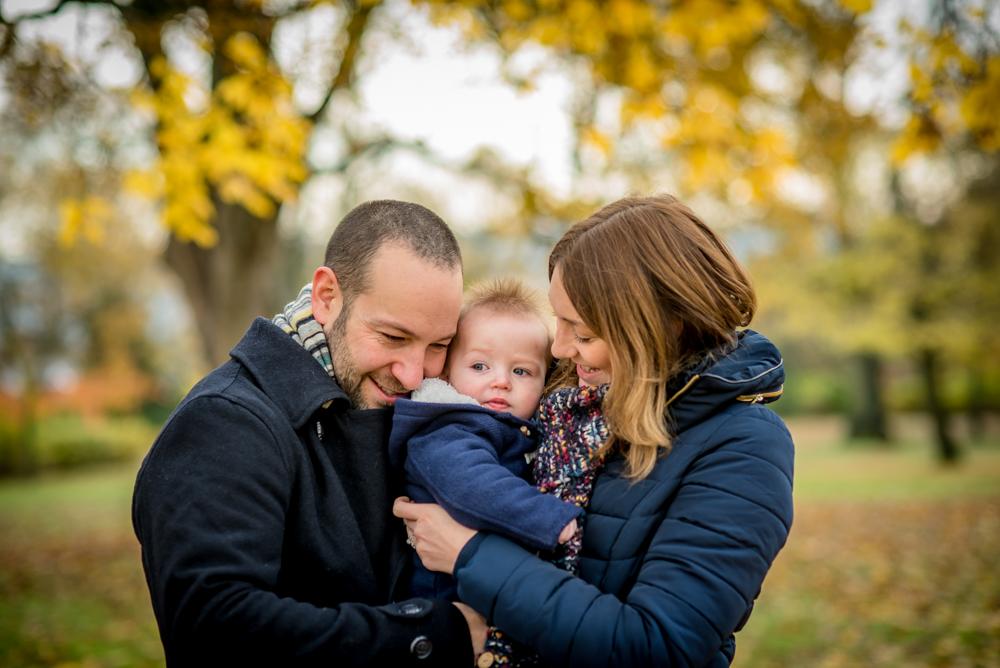 Family cuddles, Keswick baby photographers