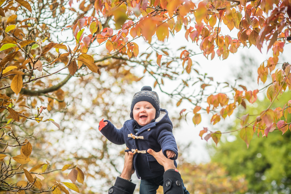 Super flying baby! Cockermouth baby photographers