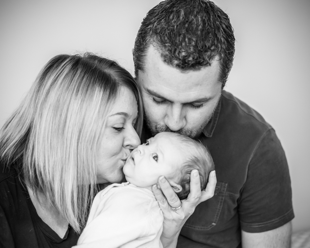 Kisses from Mum & Dad, Sheffield photographers